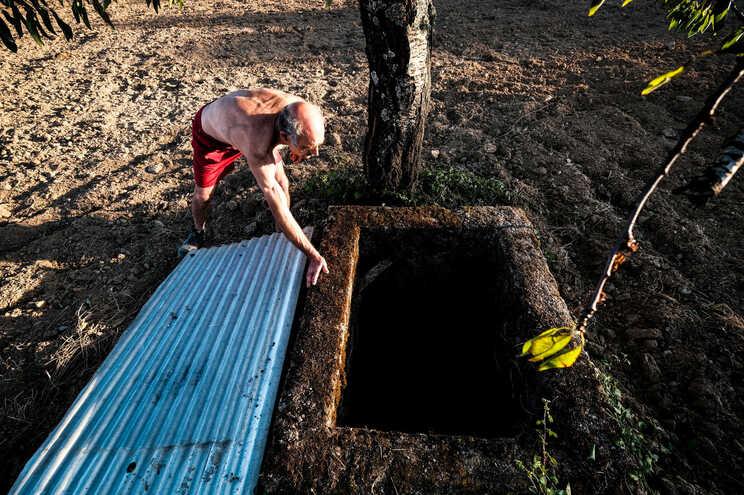 José Manuel Periquito impediu a prima Fátima Martinho de se atirar ao poço para onde empurrou o filho