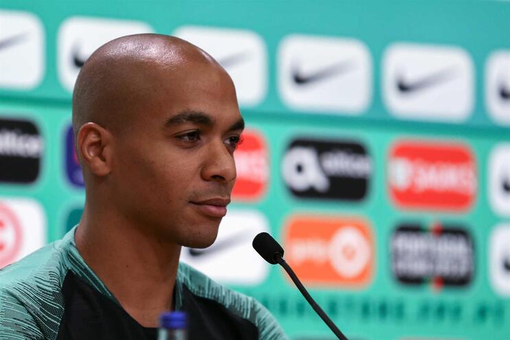 João Mário soma 42 internacionalizações por Portugal