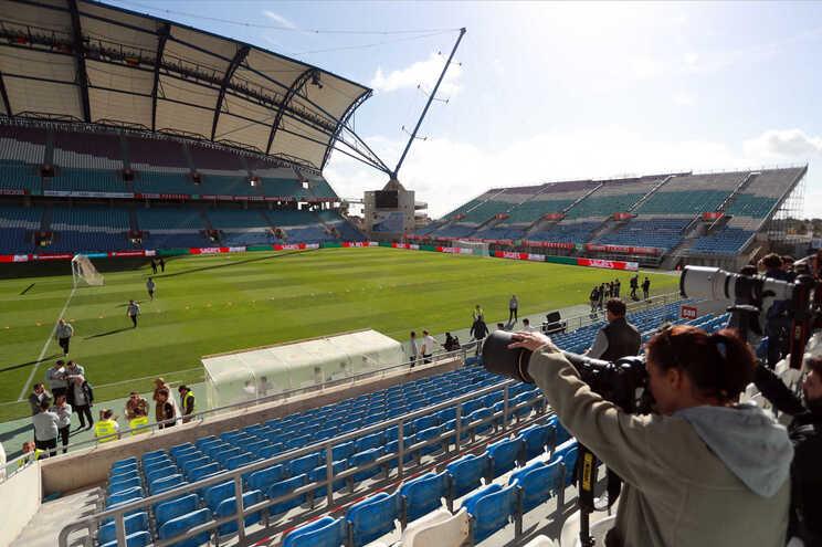 Estádio Algarve recebe o primeiro jogo do Farense como visitado para a Liga