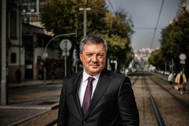 Eduardo Vítor Rodrigues, presidente da Câmara Municipal de Gaia