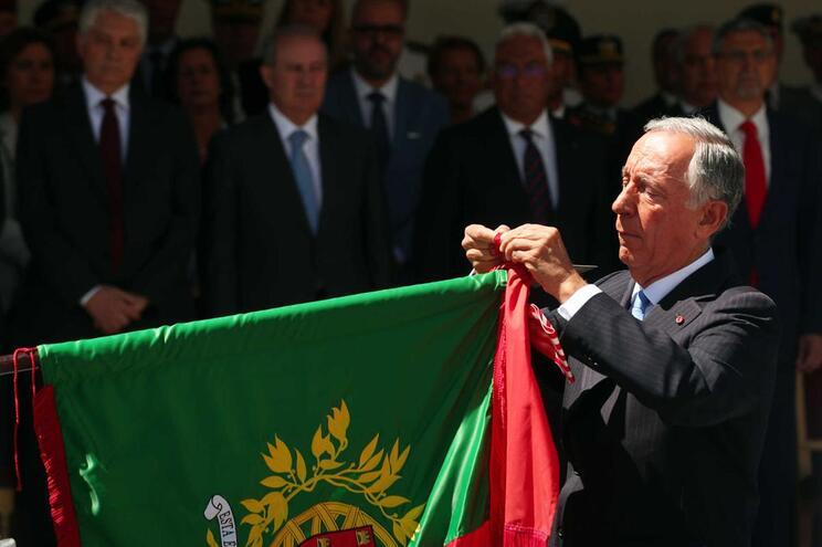 Cerimónia oficial do 10 de Junho decorreu em Portalegre