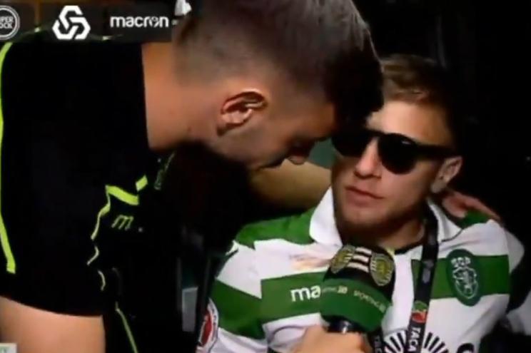 """Ristosvki: """"Bruno Fernandes tem de ficar, senão estamos f..."""""""