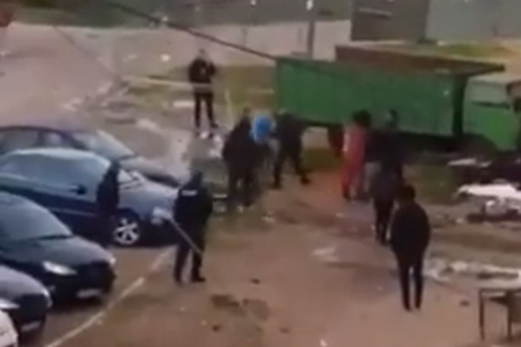 Video de atuação da PSP no Bairro da Jamaica gerou coro de críticas