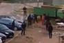 Polícia e cinco moradores feridos em desacatos no Bairro da Jamaica