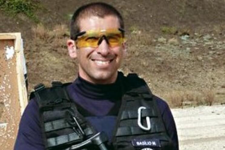 Basílio Monteiro é agente da PSP em Chaves
