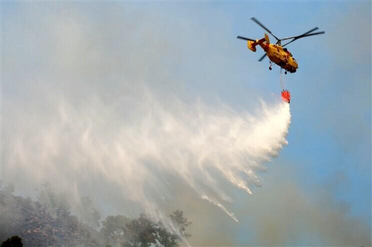 Proteção Civil tem onze meios aéreos em falta