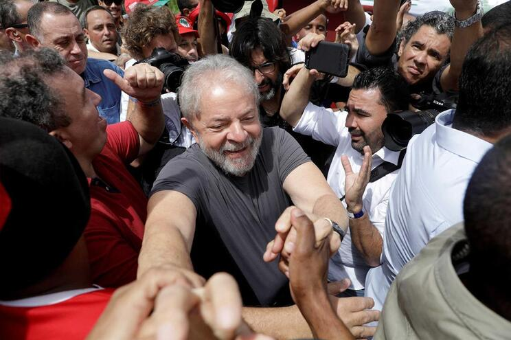 Ex-presidente do Brasil, Lula da Silva