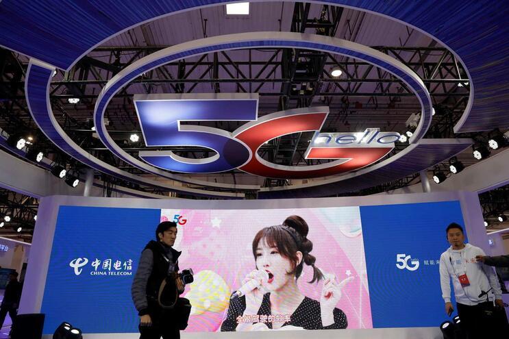 Poucas semanas depois de lançar o 5G, a China já trabalha para o 6G