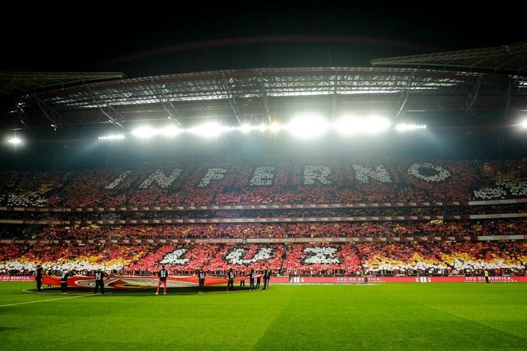 """Benfica diz que há uma """"errada perceção de que o crime compensa"""""""
