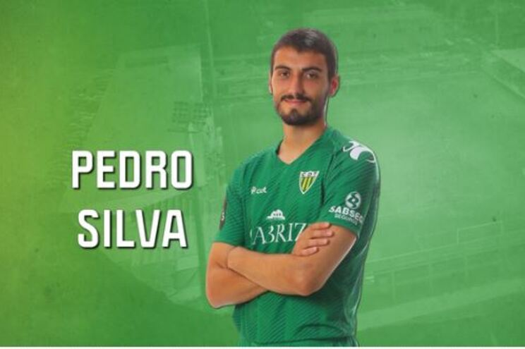 Guarda-redes Pedro Silva