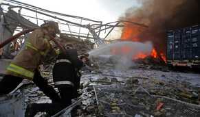 Mais de uma centena de mortos em Beirute e outros temas em 60 segundos