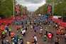 Maratona de Londres só para atletas de elite e sem público nas ruas