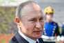 Vladimir Putin passou a trabalhar noutra residência