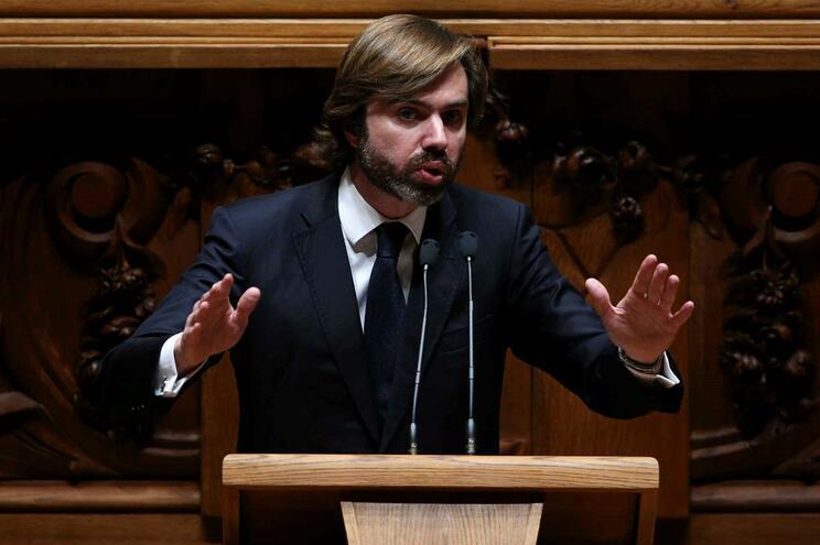 João Almeida, candidato à liderança do CDS
