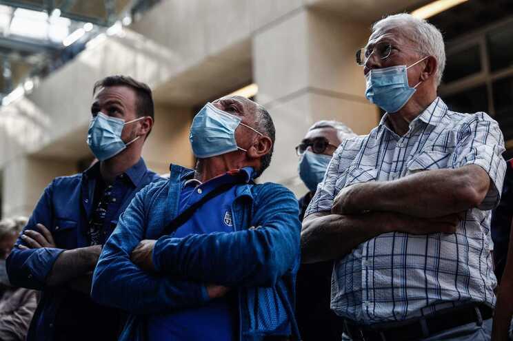 França registou 35 mortes nas últimas 24 horas
