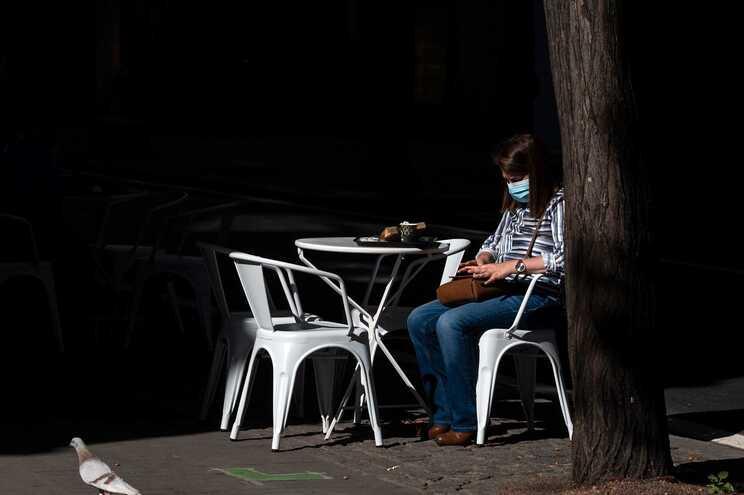 A Europa é o continente mais afetado pela pandemia