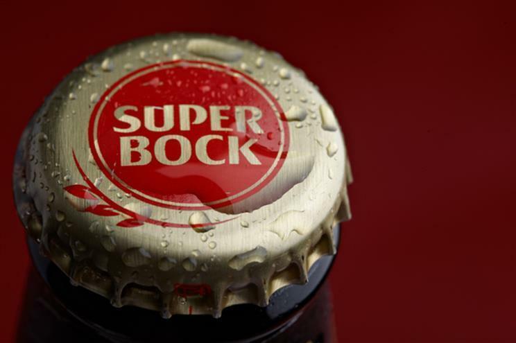 Super Bock e Levira unidos na produção de gel desinfetante