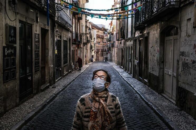 Portugal passa os 10 mil infetados com 266 mortes e 75 curados