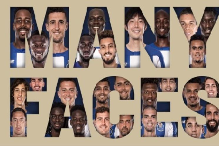 F. C. Porto lança campanha pela igualdade em parceria com os James