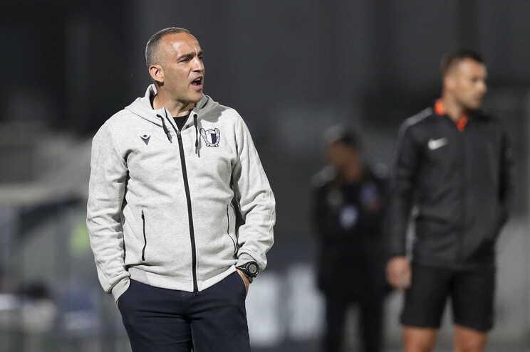 João Pedro Sousa, treinador do Famalicão