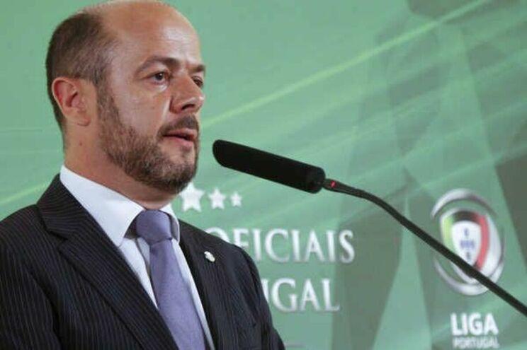 Mário Figueiredo, ex-presidente da Liga