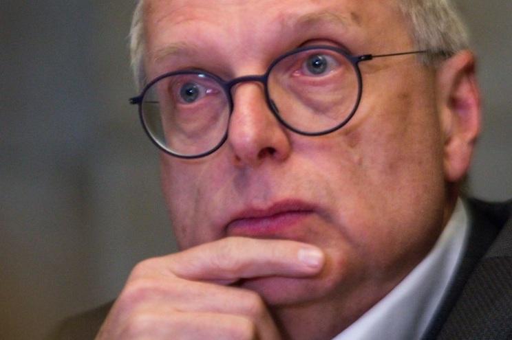 Diretor da Saúde do Luxemburgo, Jean-Claude Schmit