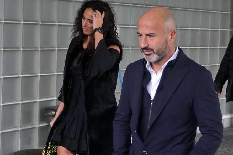 Condenado dono de stand que forneceu carro a Angélico Vieira