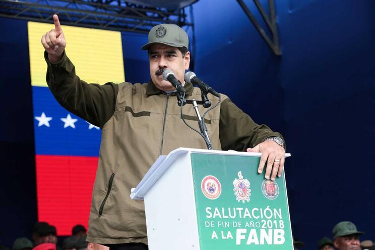 Maduro presta juramento para novo mandato perante o Supremo