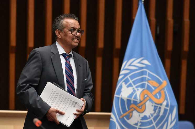 Tedros Adhanom Ghebreyesus, diretor-geral da Organização Mundial de Saúde