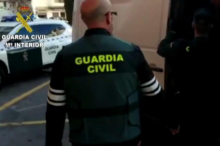Líder histórico da ETA detido em França