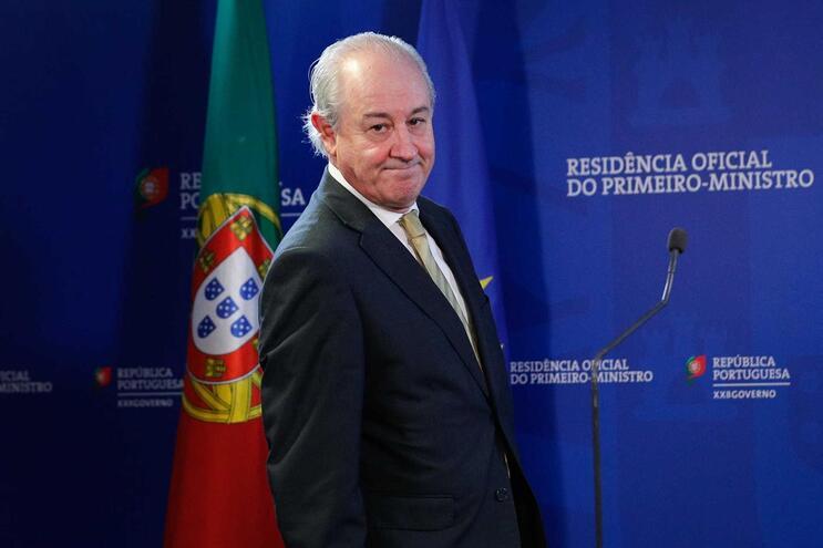 O presidente do PSD, Rui Rio