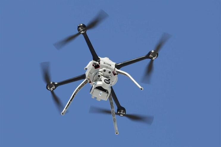 Em 2018 houve 53 incidentes com drones junto a aeroportos