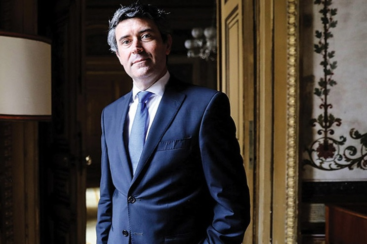 Iniciativa de José Luís Carneiro, secretário-geral adjunto-do PS