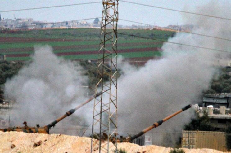 Ataque aconteceu algumas horas após o anúncio do cessar-fogo