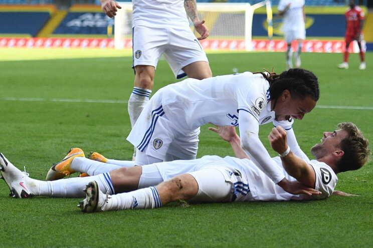 Hélder Costa esteve em destaque este sábado