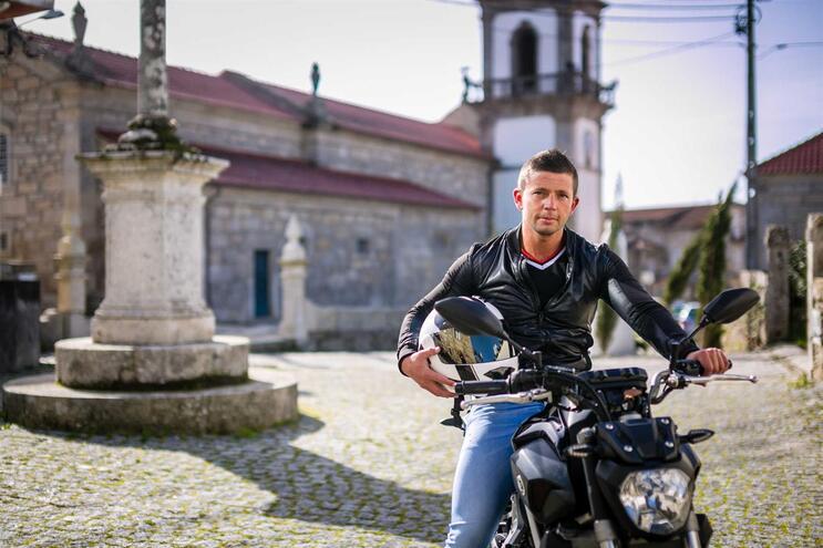 Ricardo Esteves assumiu recentemente cinco paróquias em Valença