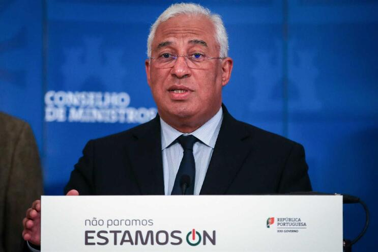 "António Costa: ""Claro que temos de racionalizar"""