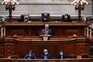 Debate do decreto presidencial de renovação do estado de emergência