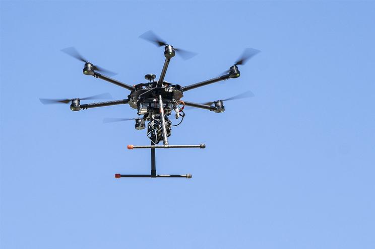 Dois drones vão sobrevoar o Porto a partir deste sábado