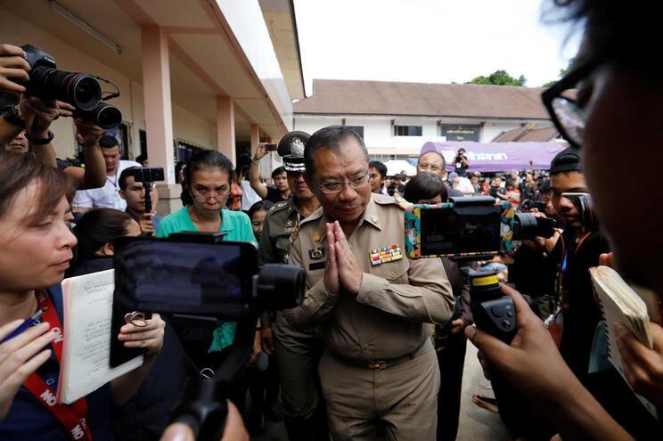 Tudo o que precisa de saber sobre o resgate das crianças na Tailândia