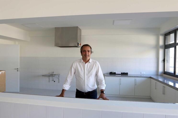 Sérgio Humberto, presidente da Câmara da Trofa