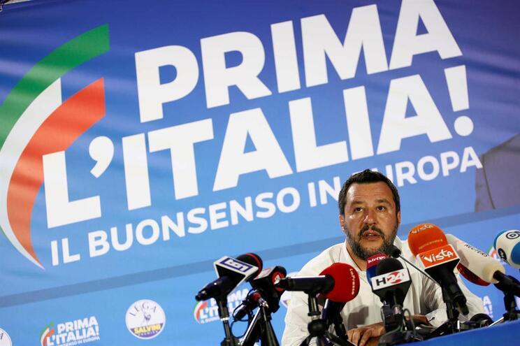 Salvini assegura que coligação se mantém apesar de resultados