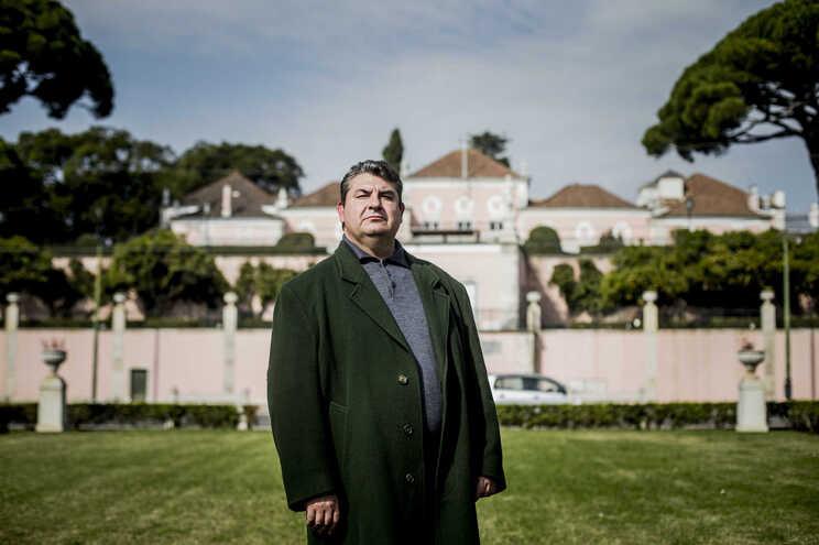 Carlos Ramalho, presidente do Sindepor