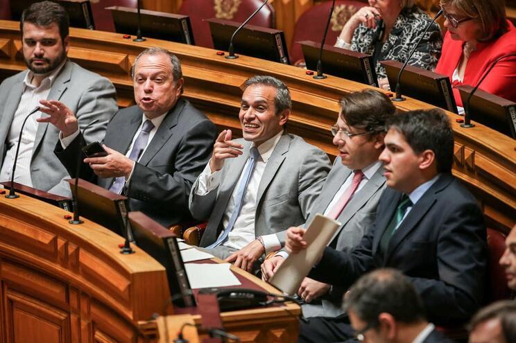 Deputados do PS