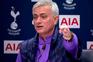 José Mourinho brincou com jornalistas durante conferência de imprensa