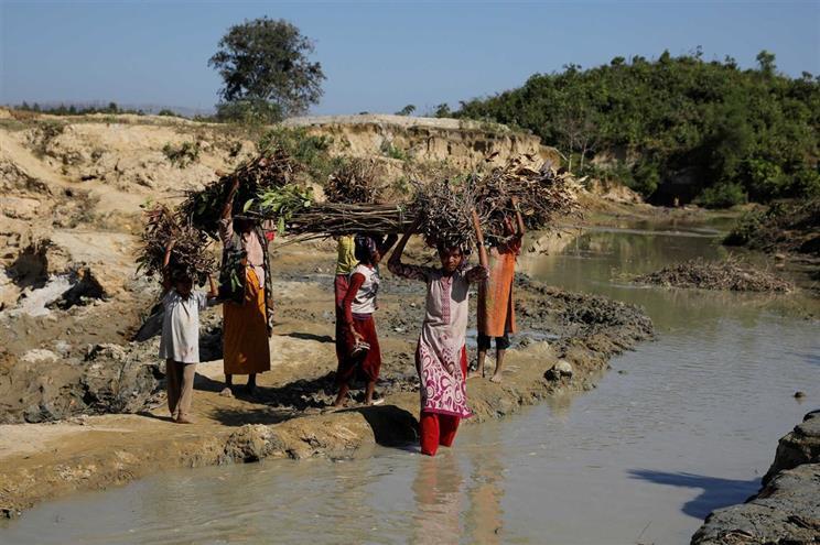 Birmânia e ONU acordam criar condições para regresso de rohingyas
