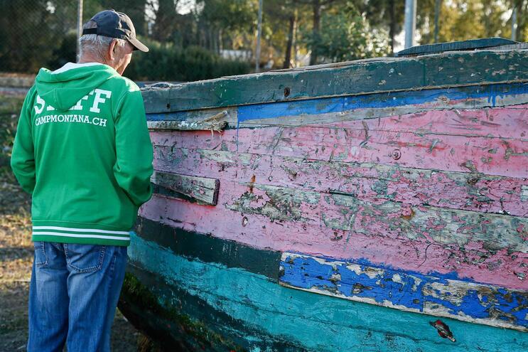 Portugal acolhe migrantes que desembarcaram no Algarve