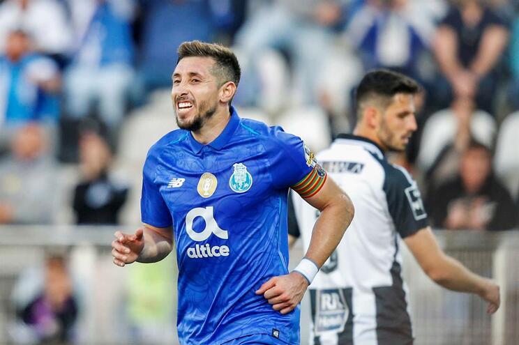 "Herrera: ""Evitar o pentacampeonato do Benfica fez a cidade explodir de alegria"""
