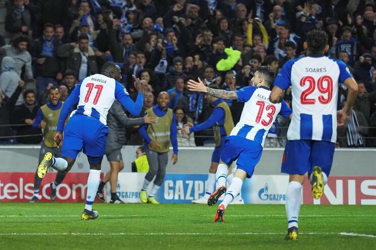 Conheça o onze do F. C. Porto para o jogo com o Liverpool