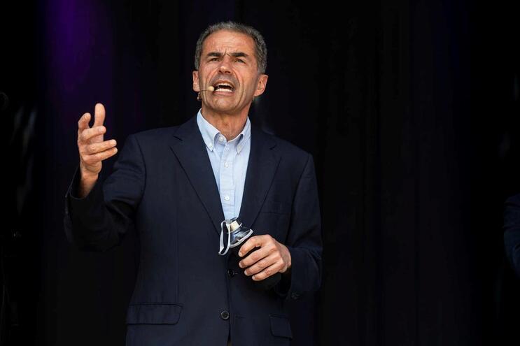 """Manuel Heitor assinará """"Contrato para a Legislatura"""" no próximo dia 29, na presença de António Costa"""